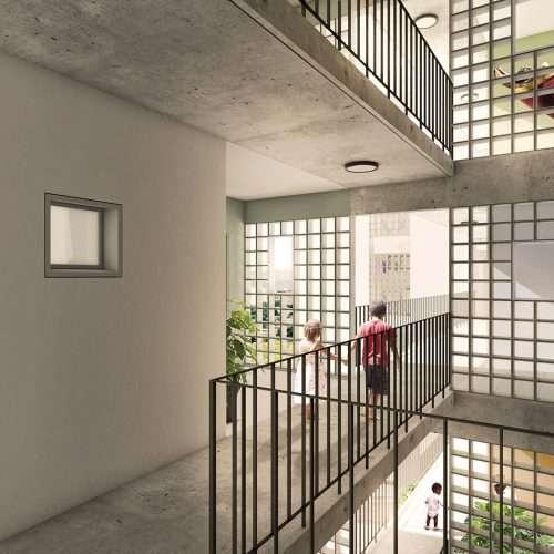 Habitação Coletiva em Sobradinho-DF