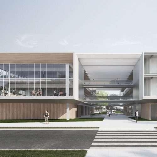 Ágora Tech Park | Concurso Masterplan + Edifícios Sede