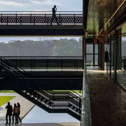 Ágora Tech Park | Edifício Hub